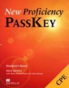 New Prof Passkey SB als Taschenbuch