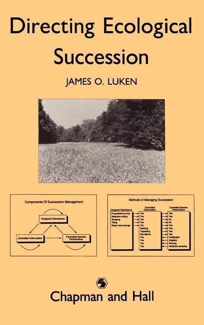 Directing Ecological Succession als Buch (gebunden)