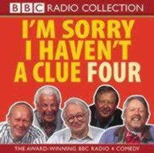 I'm Sorry I Haven't A Clue als Hörbuch CD