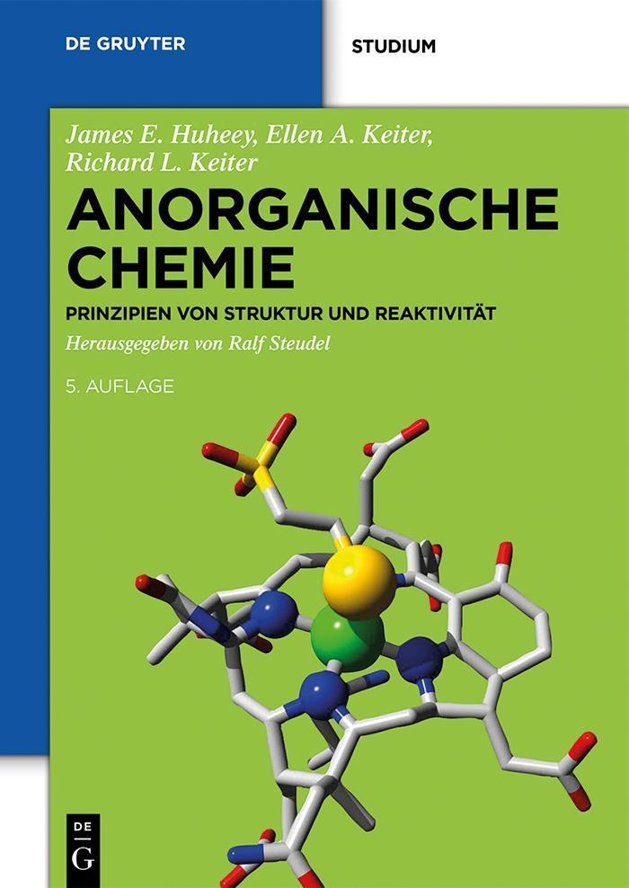 Anorganische Chemie als eBook epub