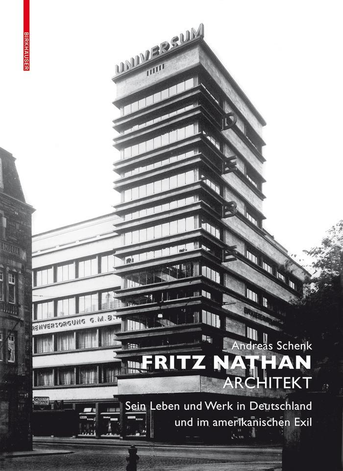 Fritz Nathan - Architekt als eBook epub