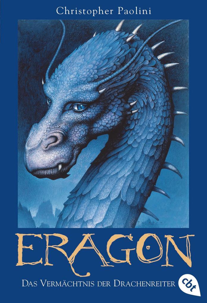 Eragon 01. Das Vermächtnis der Drachenreiter als Taschenbuch