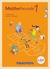 Mathefreunde 1. Schuljahr. Schülerbuch mit Kartonbeilagen Süd