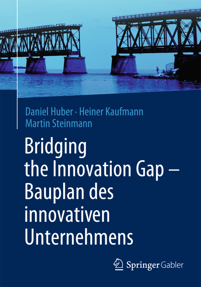 Bridging the Innovation Gap - Bauplan des innovativen Unternehmens als Buch (kartoniert)