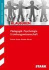 Klausuren Gymnasium - Pädagogik / Psychologie Oberstufe