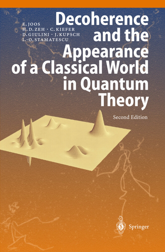 Decoherence and the Appearance of a Classical World in Quantum Theory als Buch (gebunden)