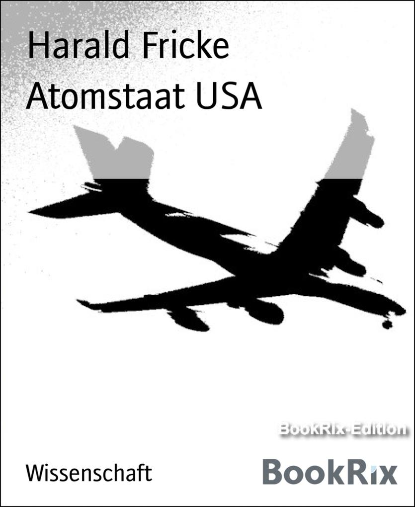 Atomstaat USA als eBook epub