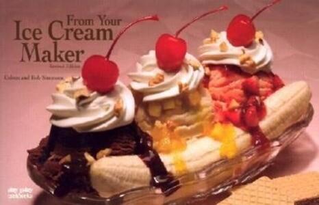 From Your Ice Cream Maker als Taschenbuch
