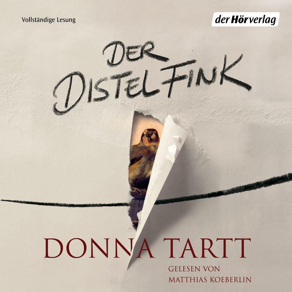 Der Distelfink als Hörbuch Download