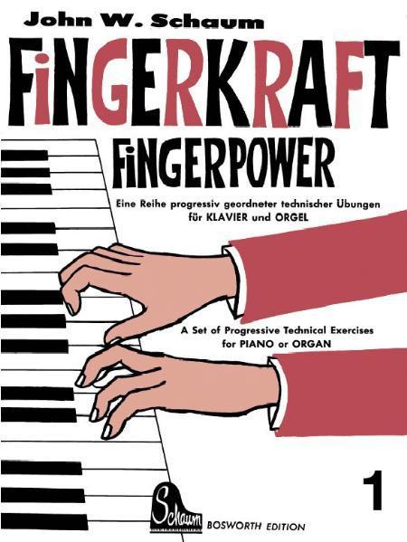 Fingerkraft 1 als Buch (kartoniert)