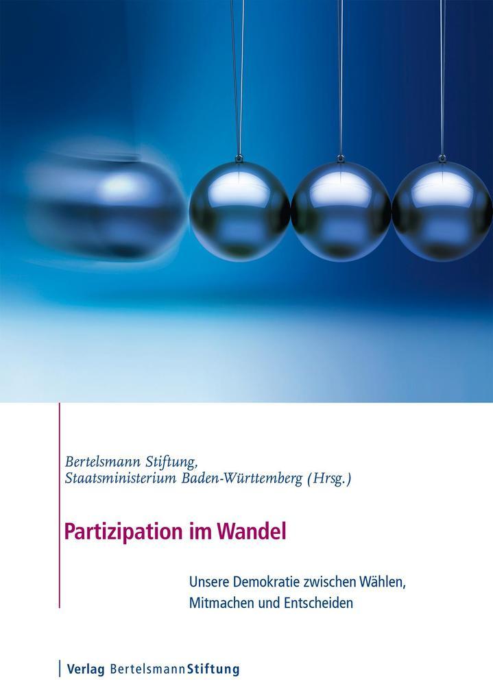 Partizipation im Wandel als eBook pdf