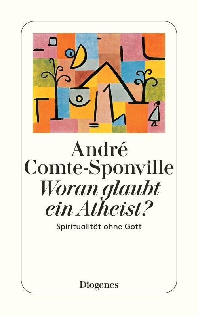 Woran glaubt ein Atheist? als eBook epub