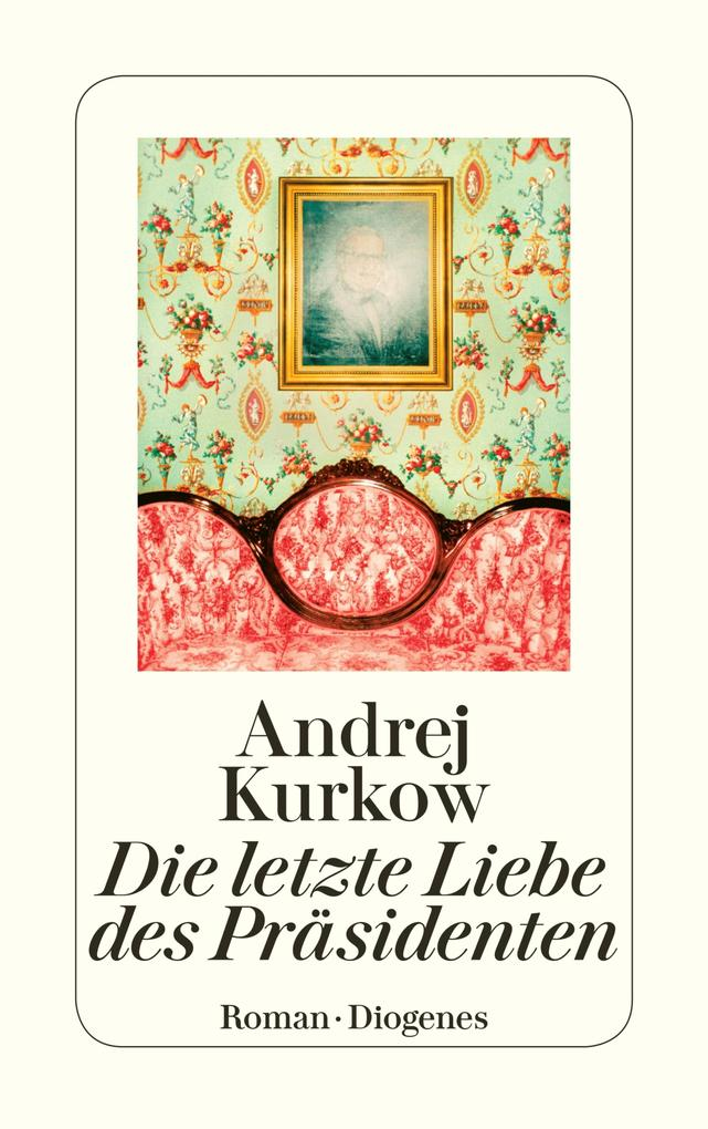 Die letzte Liebe des Präsidenten als eBook epub