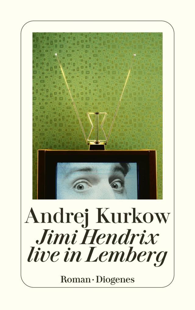 Jimi Hendrix live in Lemberg als eBook epub