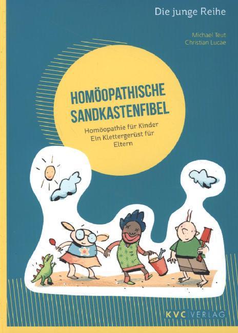 Homöopathische Sandkastenfibel als Buch
