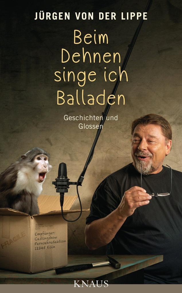 Beim Dehnen singe ich Balladen als eBook epub