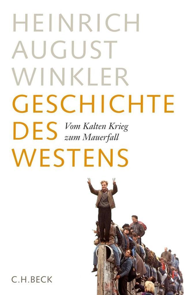 Geschichte des Westens als eBook