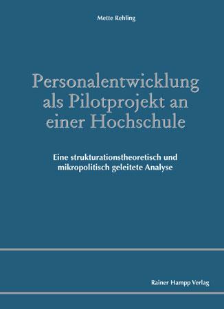Personalentwicklung als Pilotprojekt an einer Hochschule als eBook pdf