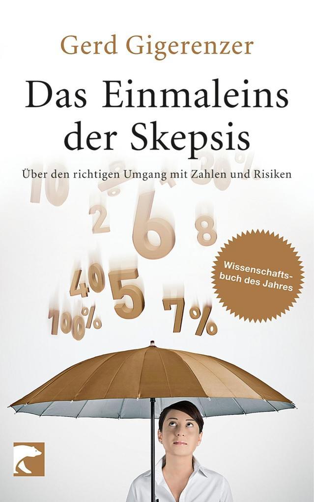 Das Einmaleins der Skepsis als eBook epub