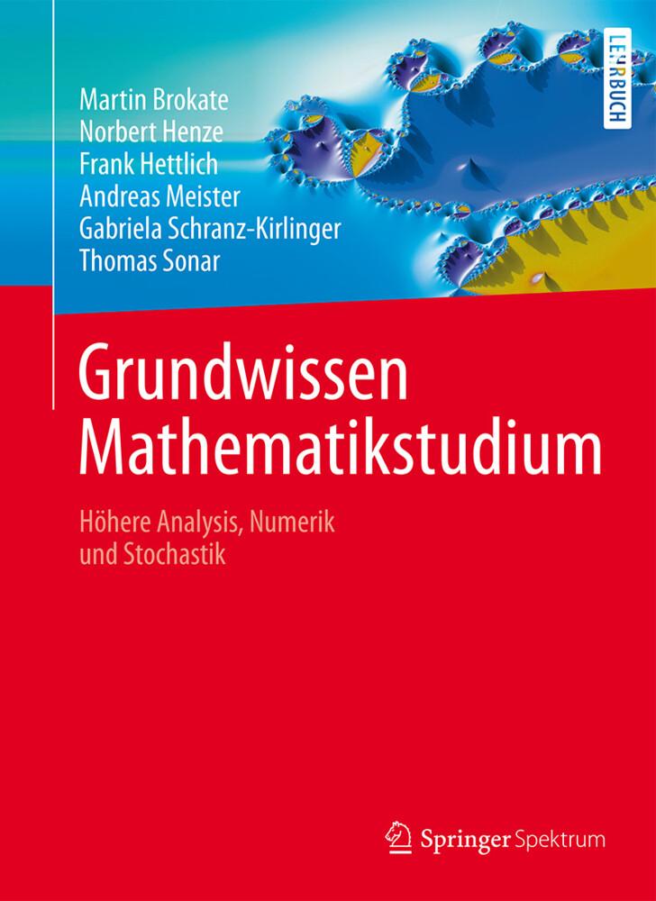 Grundwissen Mathematikstudium als Buch (gebunden)