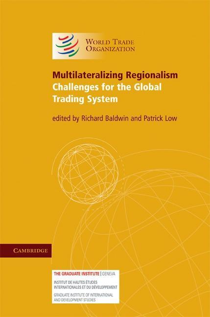 Multilateralizing Regionalism als eBook epub
