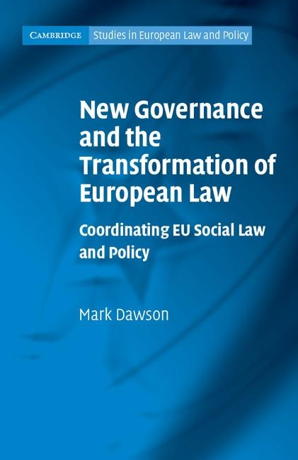 New Governance and the Transformation of European Law als eBook epub