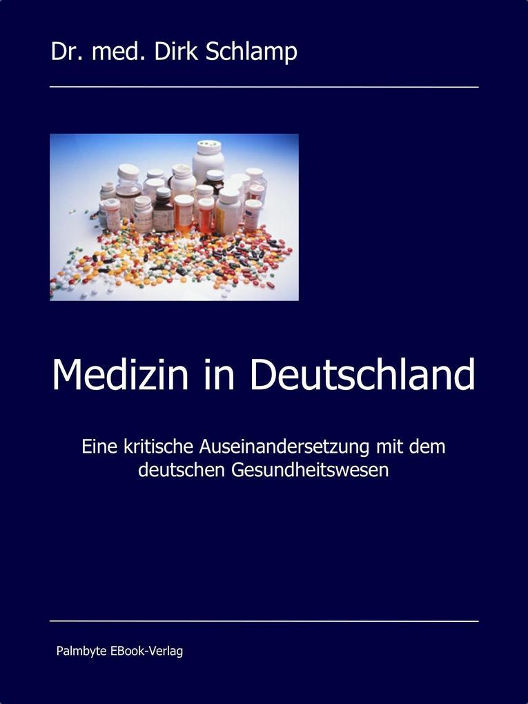 Medizin in Deutschland als eBook epub