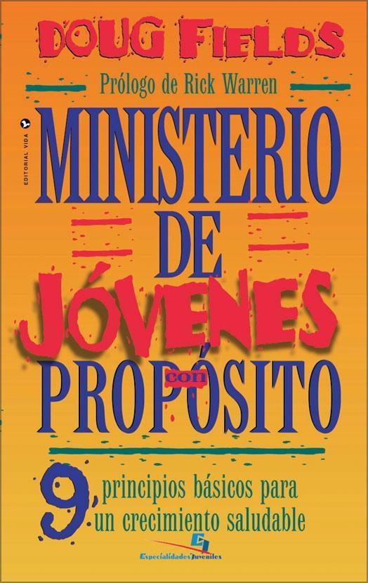 Ministerio de jóvenes con propósito als eBook epub
