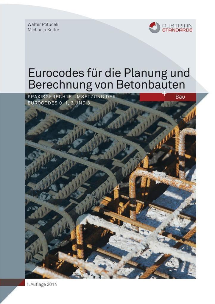 Eurocodes für die Planung und Berechnung von Betonbauten als eBook pdf