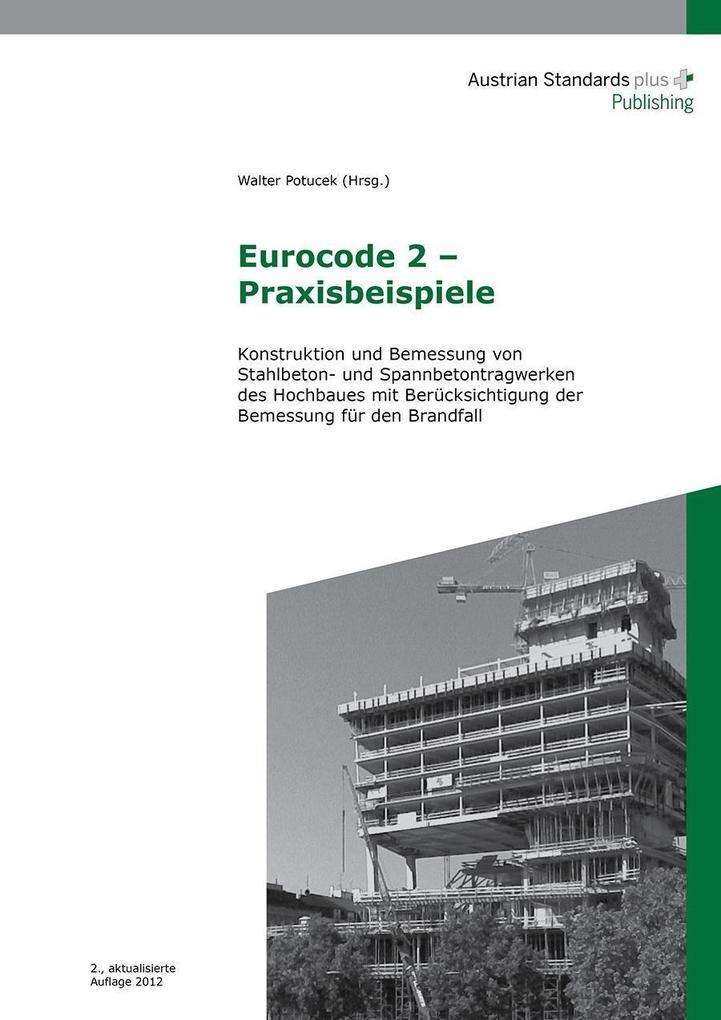 Eurocode 2 - Praxisbeispiele als eBook pdf