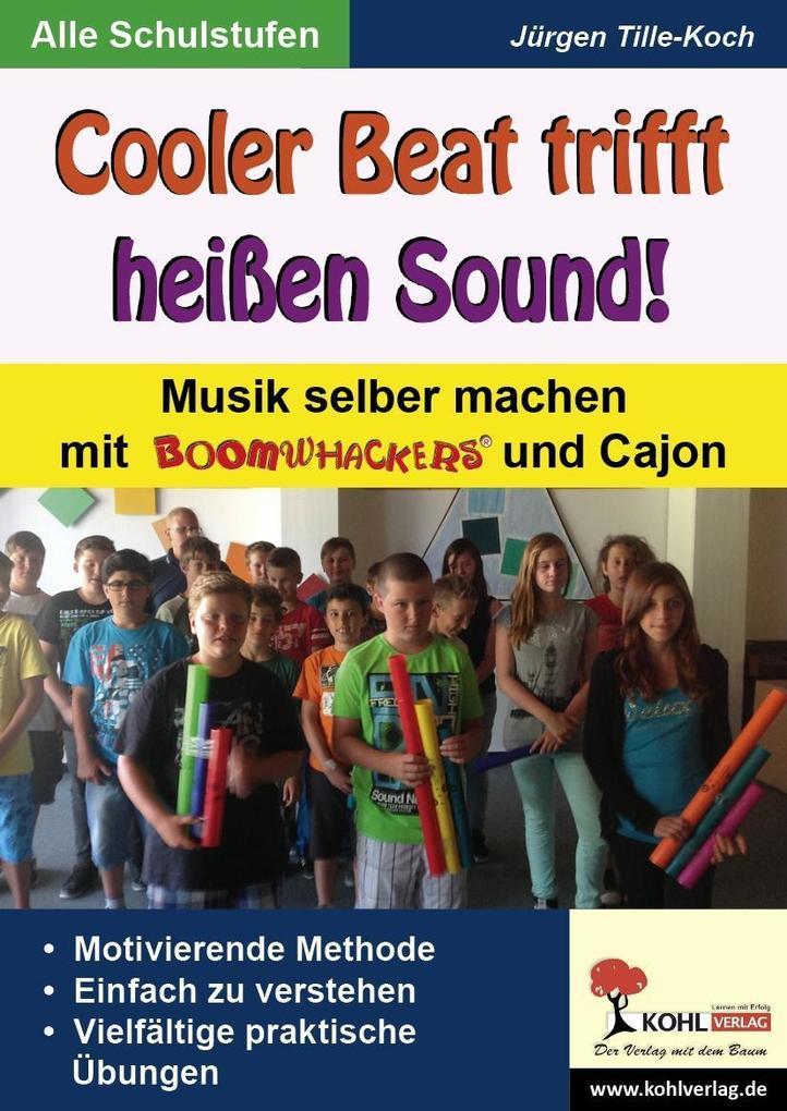 Cooler Beat trifft heißen Sound! als eBook epub