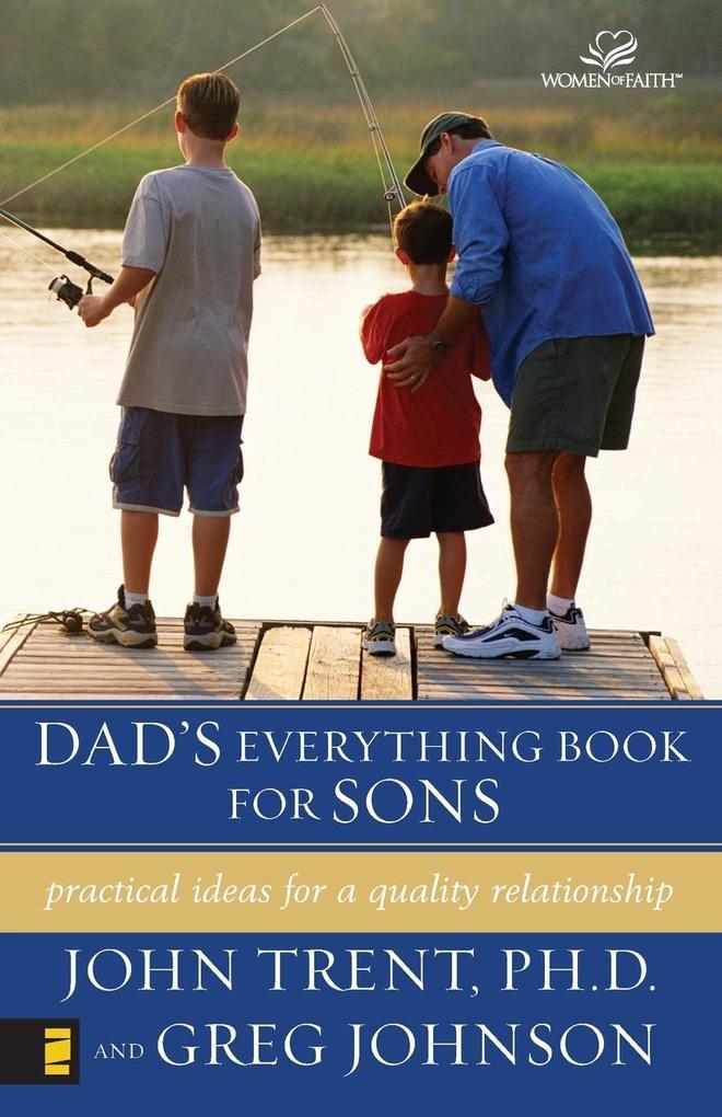 Dad's Everything Book for Sons als Taschenbuch