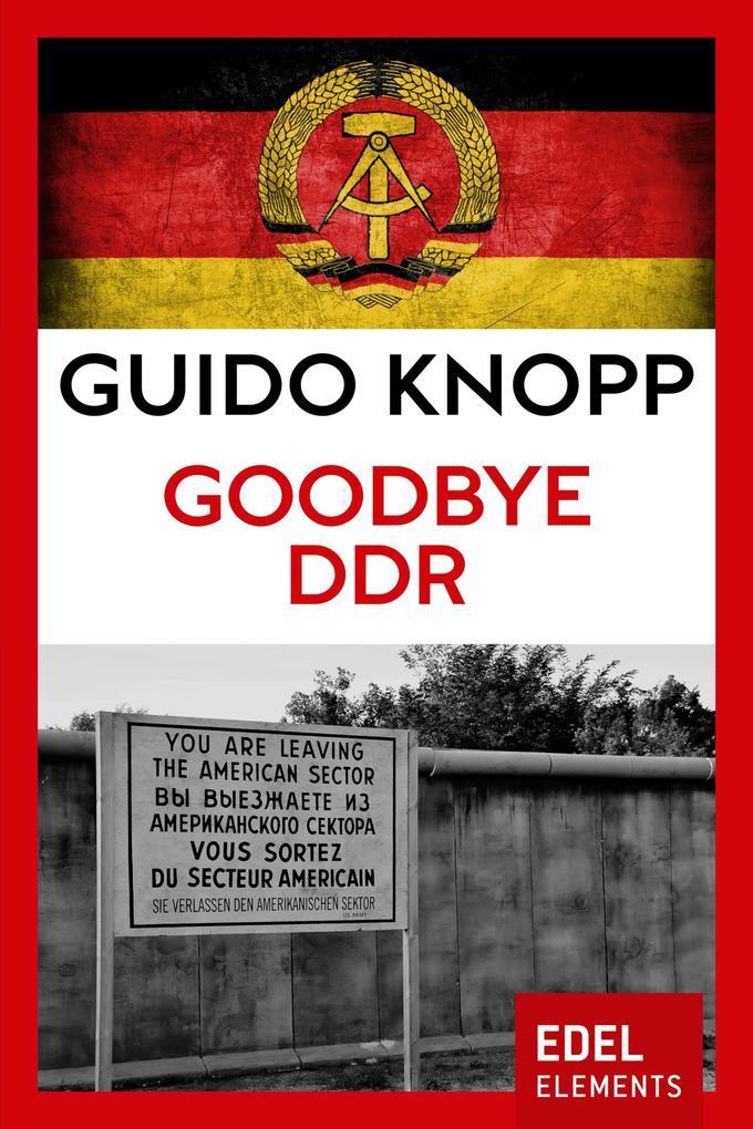 Goodbye DDR als eBook epub