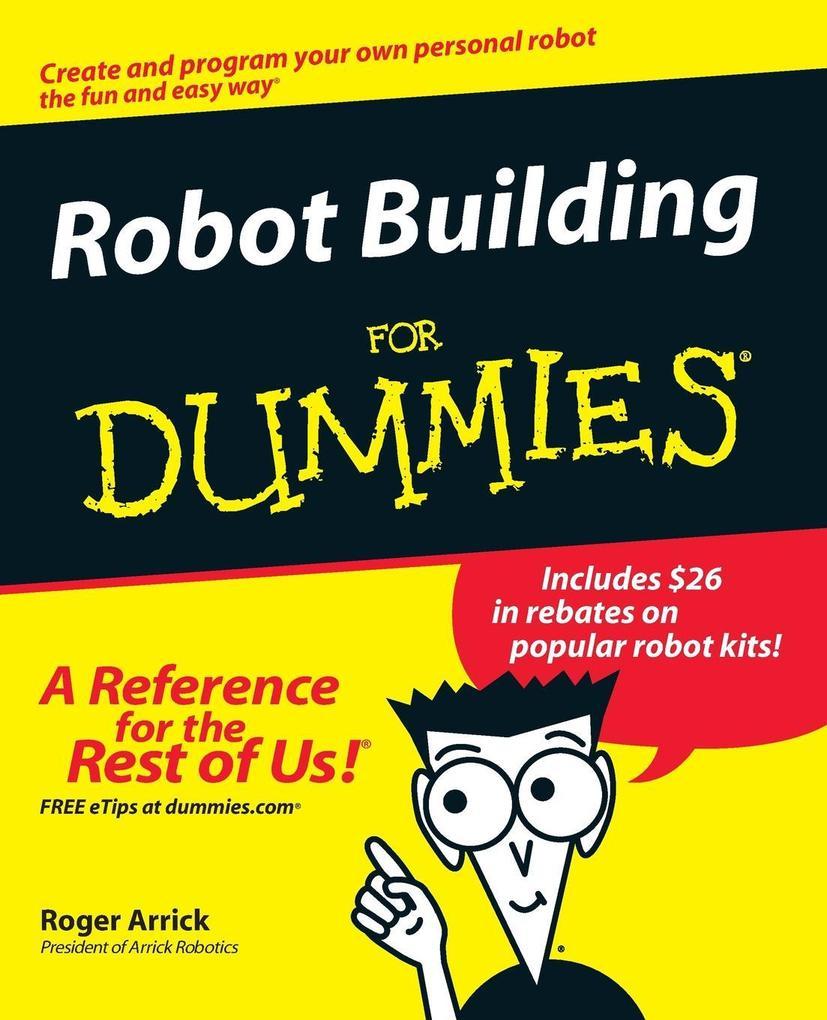 Robot Building For Dummies als Buch (kartoniert)
