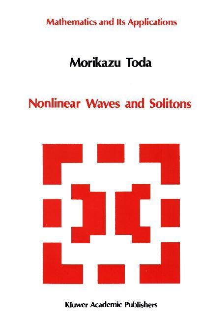 Nonlinear Waves and Solitons als Buch (gebunden)