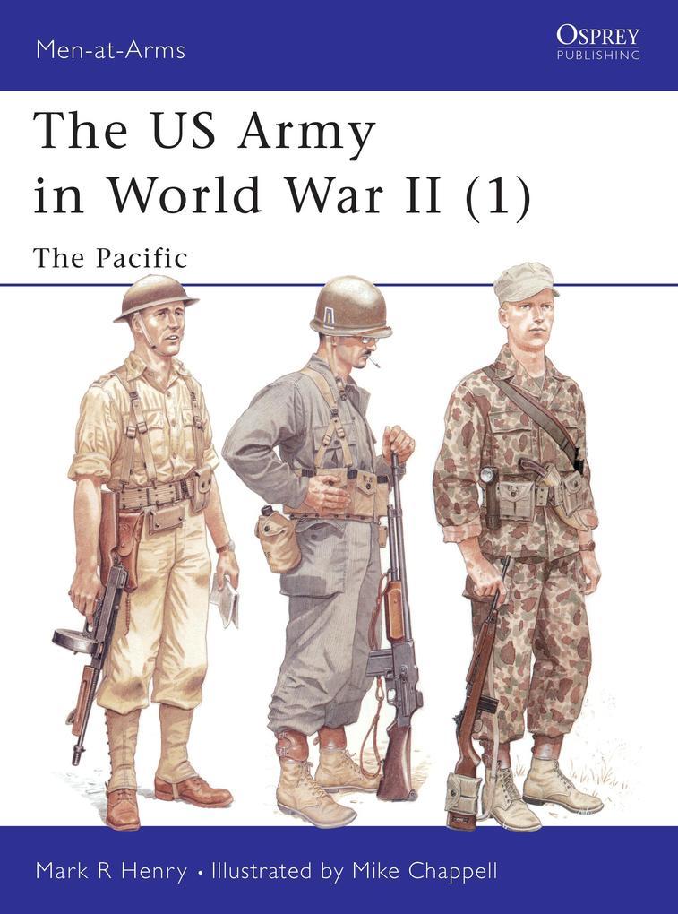 The US Army in World War II (1) als eBook pdf