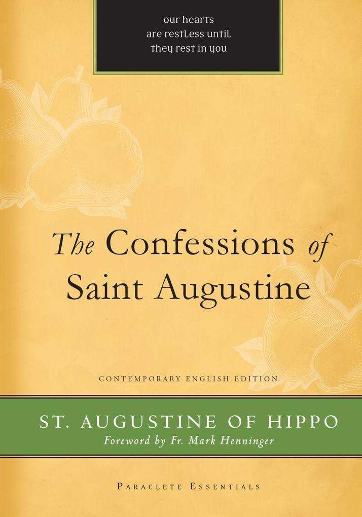The Confessions of St. Augustine als eBook epub