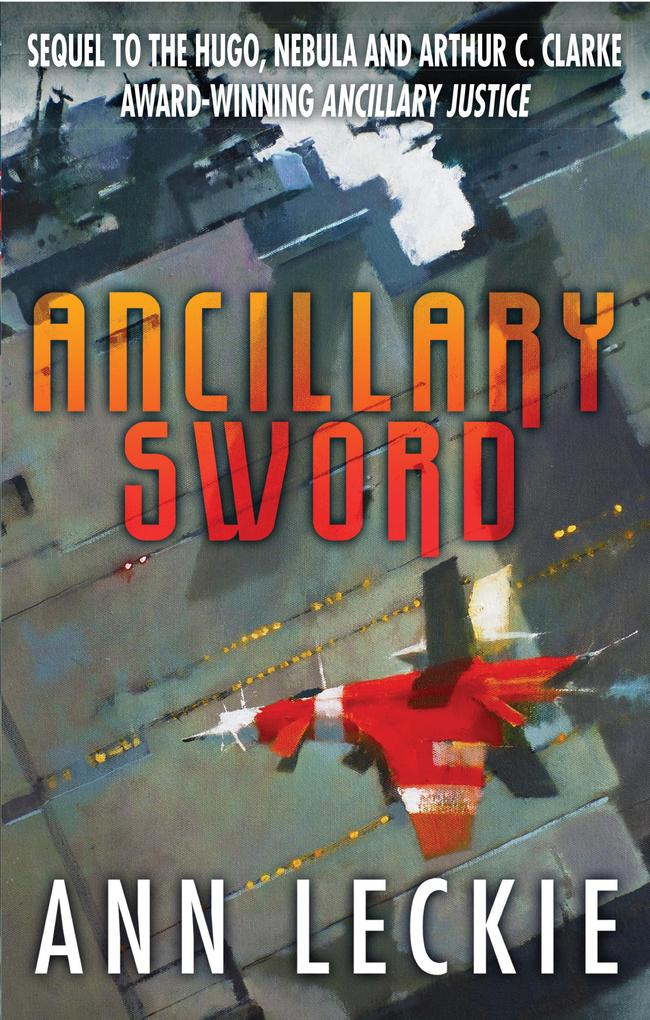Ancillary Sword als eBook epub