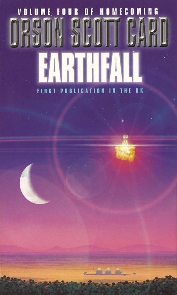 Earthfall als eBook epub