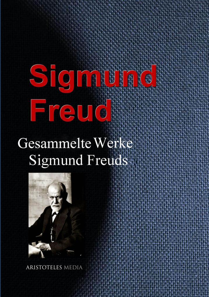 Gesammelte Werke Sigmund Freuds als eBook epub