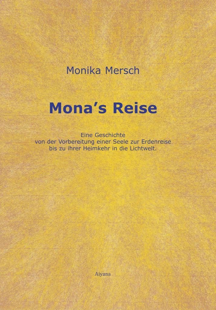 Mona's Reise als eBook epub
