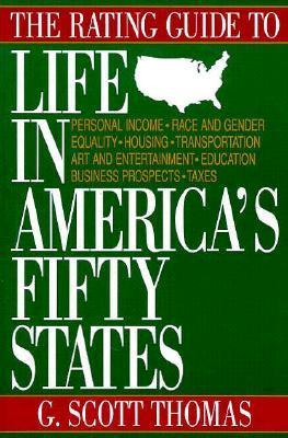The Rating Guide to Life in America's Fifty States als Taschenbuch