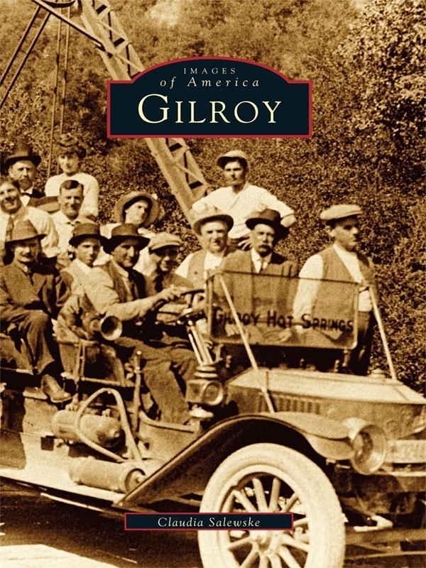 Gilroy als eBook epub