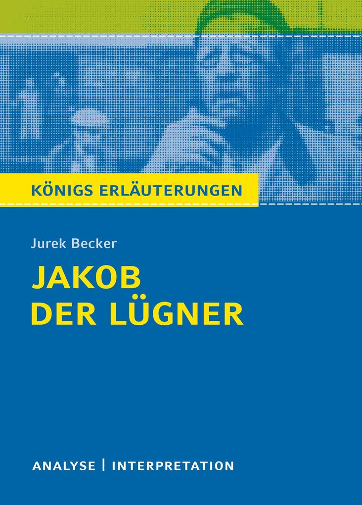 Jakob der Lügner von Jurek Becker. als eBook