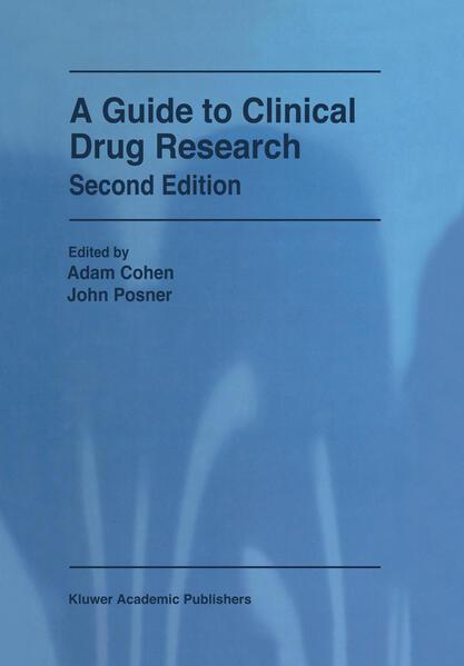 A Guide to Clinical Drug Research als Buch (gebunden)