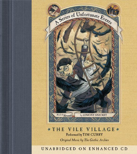 The Vile Village als Hörbuch CD