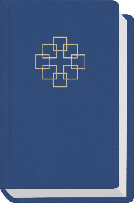 Evangelisches Gesangbuch für Hessen und Nassau. B Blau Einfache Ausgabe als Buch (gebunden)