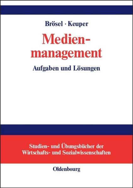 Medienmanagement als Buch (gebunden)
