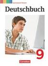 Deutschbuch 9. Schuljahr Schülerbuch. Gymnasium Hessen G8/G9