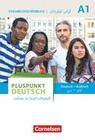 Pluspunkt Deutsch A1: Gesamtband. Vokabeltaschenbuch Deutsch - Arabisch